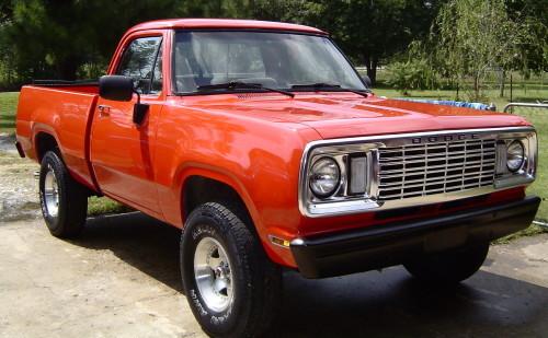 Craigslist 1978 Stepside Power Wagon | Autos Post